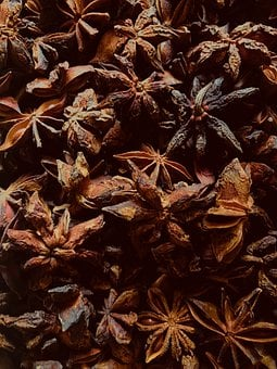 Anise, Starry, Spices, Cinnamon, Aroma, Food, Christmas