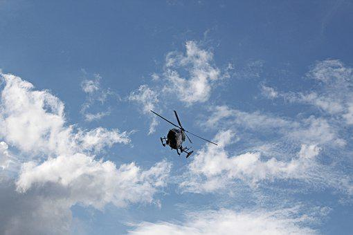 Civil Guard, Helicopter, Ship, Security, Helices