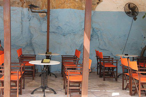 Tavern, Inn, Greece, Symi, Gastronomy, Restaurant