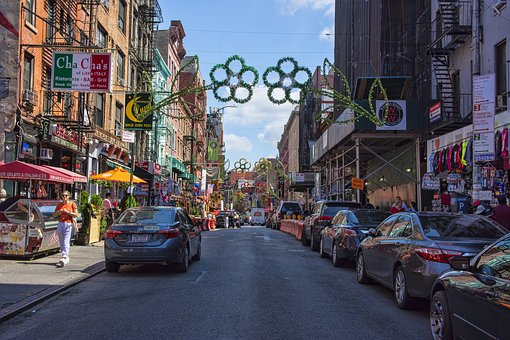 Little Italy, New York, City, Urban, Food, Restaurants