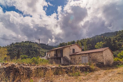 House, Ruin, Old, Abandoned, Building, Architecture