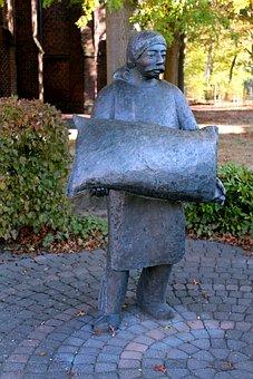 Sculpture, Müller, Bag