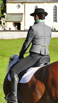 Horsewoman, Horse, Animal, Ride, Human, Nature, Summer