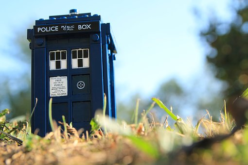 Doctor Who, Whovians, Time Machine, The Tardis