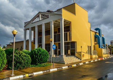 Famagusta Cultural Centre, Building, Architecture