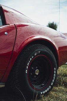 Muscle Car, Vintage, Oldtimer, Us Car, Big Block, Auto
