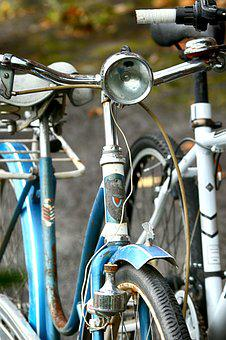 Bike, Cycle, Outdoor, Old, Vintage