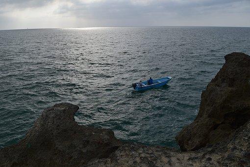 Sea, Caribbean, Bocachica