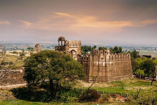 Castle, Fort, Architecture, History, National