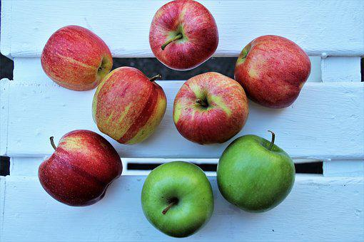 Transmission, Apples, Nutrition, Eat, Contrast, Food