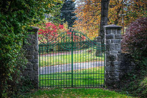 Gate, Stone, Architecture, Old, Entrance, Historically