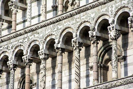 Pisa, Arhitecture, Italy, History, Building, Monument