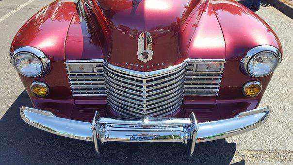 Old Car, Hot Rod, Automobile, Muscle, Vintage