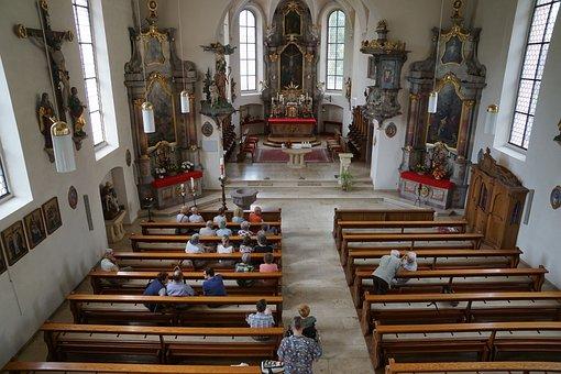 Nendingen, Tuttlingen, Church, Germany, Fridingen
