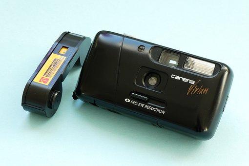 Photo, Camera, Pocket, Pocket Format, Analog