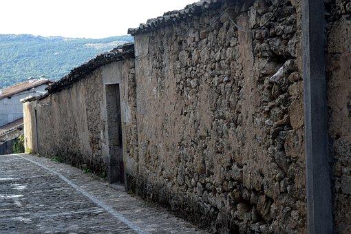 Salamanca, Calendar, Historic Village, People, Facade