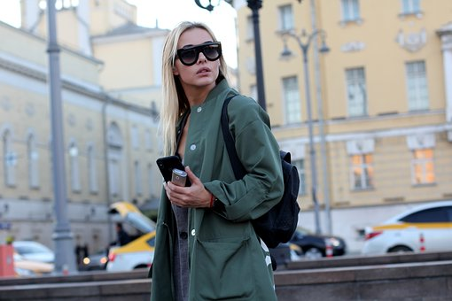 Streetstyle, Street Fashion, Cloak, Trench, Moscow