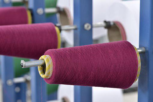 Coil, Yarn, Sew, Craft, Tailoring, Nahutensilien