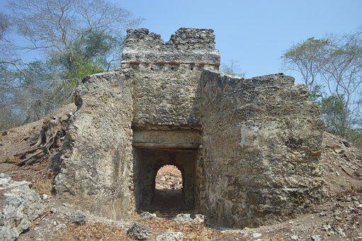 Lime Kiln, Cartagena, Heritage, Unesco