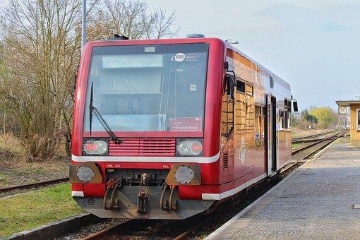 Hanseatic Railway, Private Railway, Brandenburg