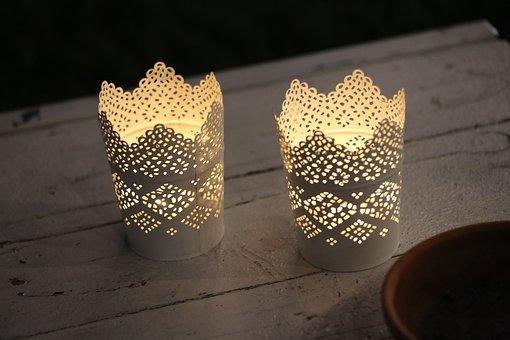 Bright Decorations, Lanterns, The, Bright, Light