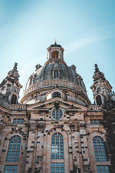 Frauenkirche, Dresden, Church, Architecture, Building