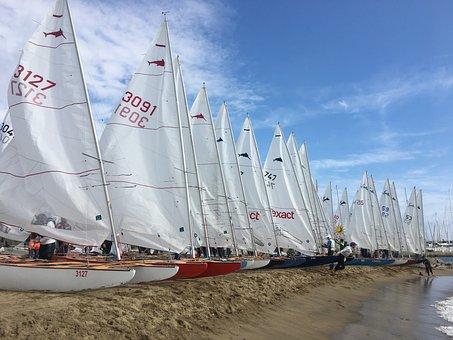 Patin De Vela, Sailing, Catalunya Cup
