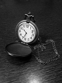 Clock, Time, Watch, Timepiece, Locket, Analog