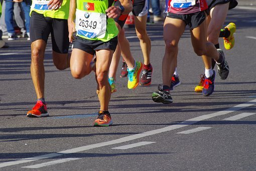 Marathon, Run, Sport, Endurance, Competition, Record