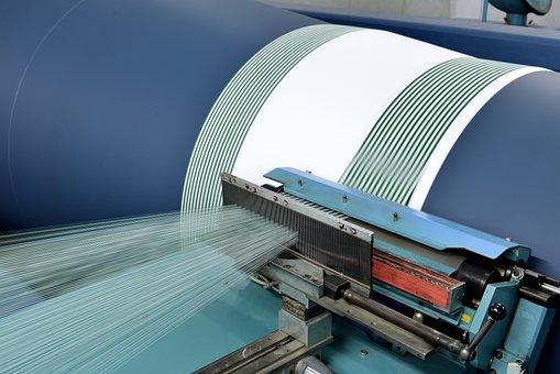 Textile, Factory, Yarn, Warp, Industry, Cotton, Machine