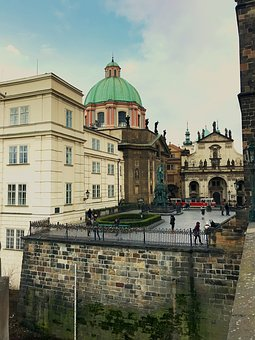 City, Prague, Architecture, Europe, English, Historical