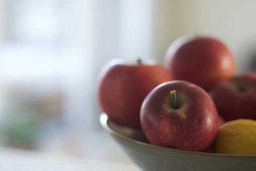 Fruit, Apple, Fruits, Vitamins, Ripe, Healthy, Red