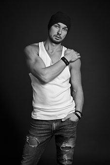 Man, Guy, Beautiful, Jeans, Stylish, Fashion, Strong