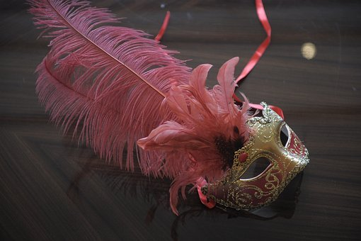 Masquerade, Mysterious, Mask, Carneval, Venice, People