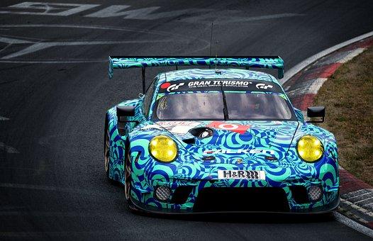 Porsche, Motorsport, Nürburgring, Sport, Vln, 911