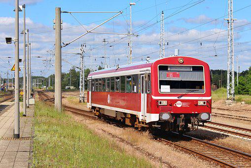 Hanseatic Railway, Railway, Regional Train
