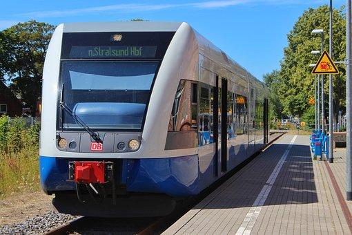 Usedomer Bäderbahn, Deutsche Bahn, Transport, Dbag