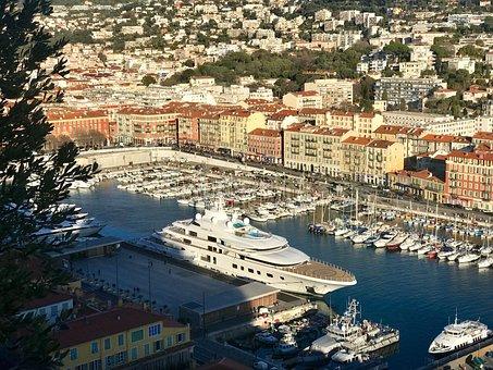 Yacht, Superyacht, Nice, France, Luxury, Luxurious