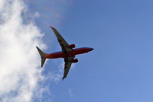 Southwest, Airliner, Plane, Aviation, Jet, Commercial