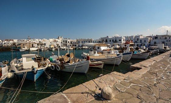 Port, Boat, Village, Fishing, Fisherman, Travel, Boats