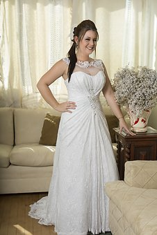 Dress, Bride, Wedding