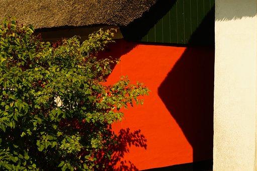 Color, House, Architecture, Building, Design, Facade