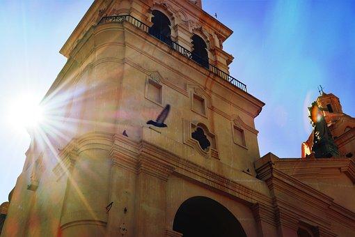 Cordoba, Cathedral, Religious, Argentina, Old, Urban