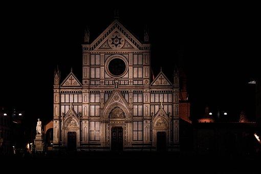 The Basilica Di Santa Croce, Santa Croce, Church