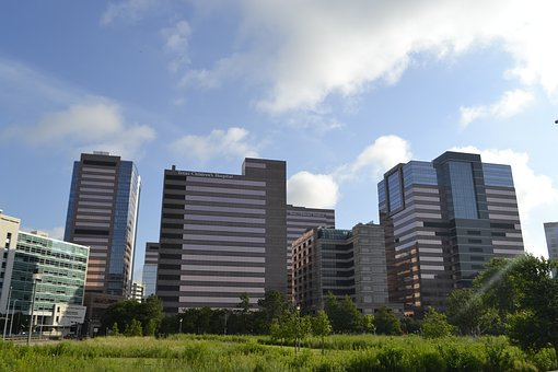 Real-estate, Commercial, Office Buildings