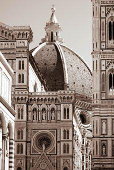 Florence, Duomo, Duomo Florence, Italy, Church