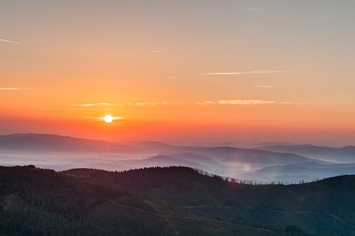 Landscape, Mountains, Lamb, The Sun, East, Nature, Sky