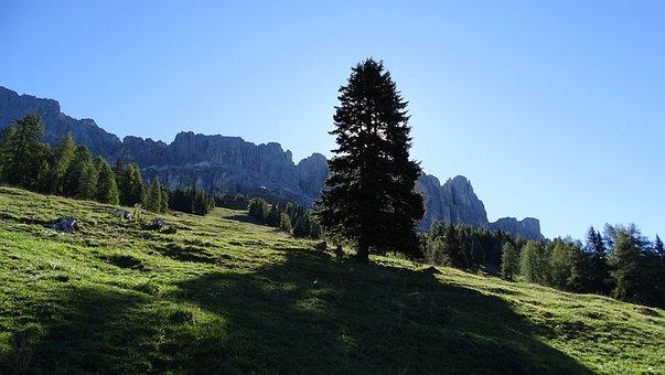 Landscape, South Tyrol, Nature, Mountains, Dolomites