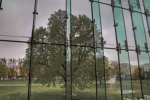 Museum, Warsaw, Poland, Architecture, Building, City