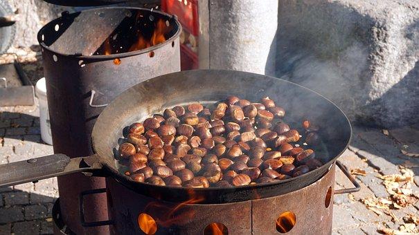 Chestnut, Roast, Törggelen, South Tyrol